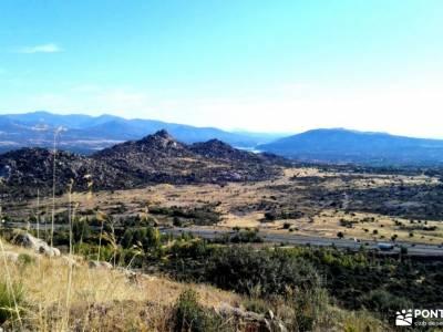 Sierra de la Cabrera-Pico de la Miel;monasterio de piedra entradas gratis parque natural de las batu